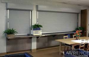 Daly City Roll-Up Door Repair and Installation: Rolling Counter Door Repair