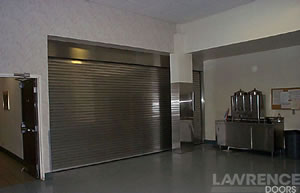 Day City Rolling Fire Doors