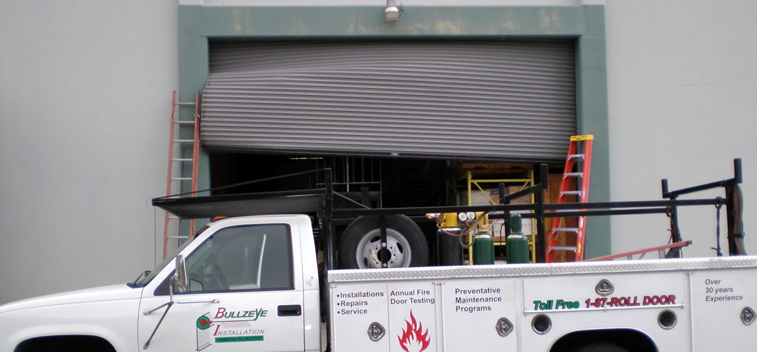 Daly City Roll-Up Door Repair and installtion services